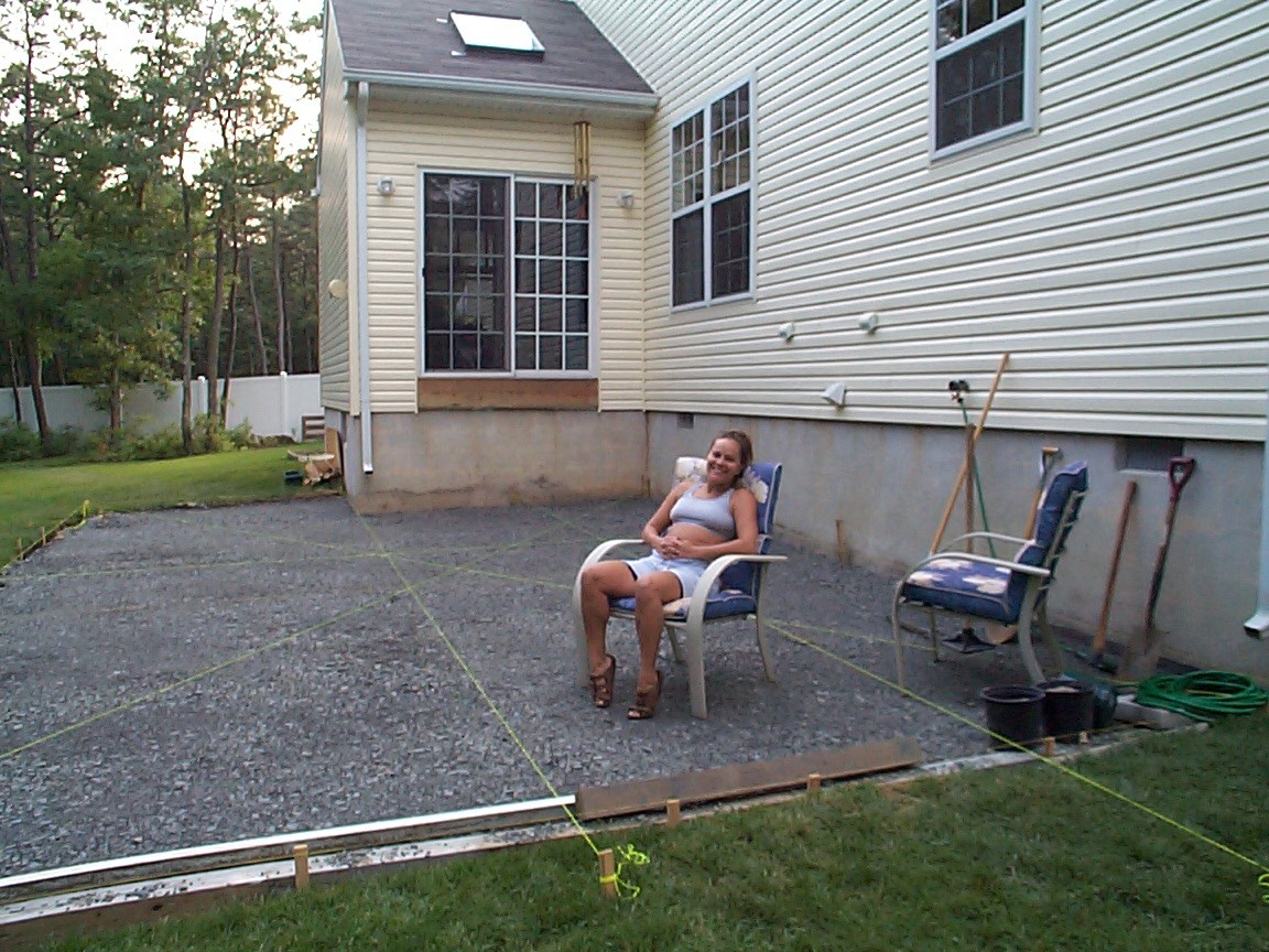 Gravel Patio Viewing Gallery